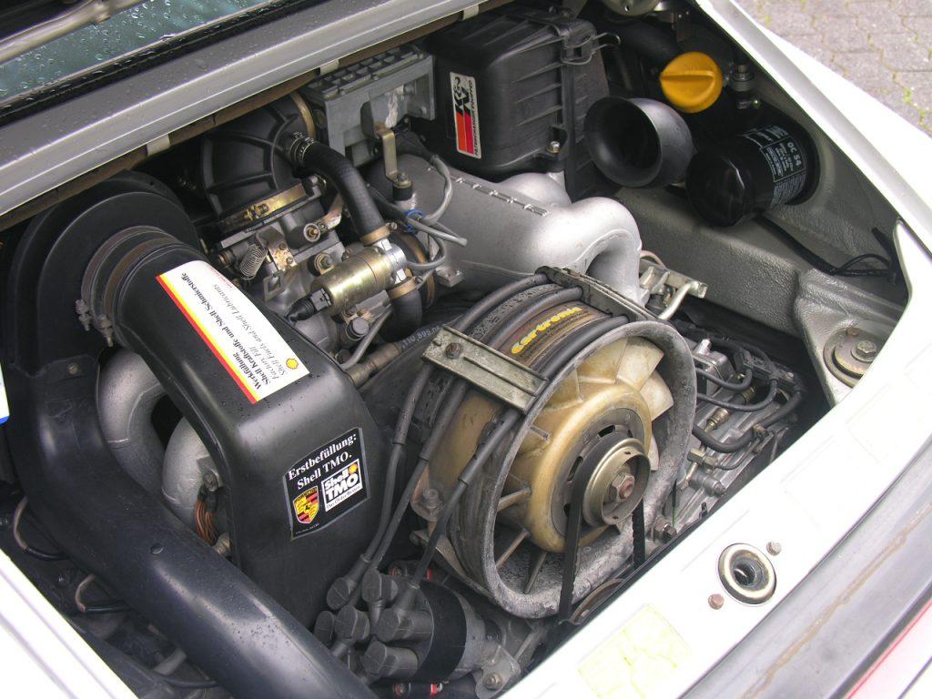 911 er Porsche G-Modell Motor 3,2Liter