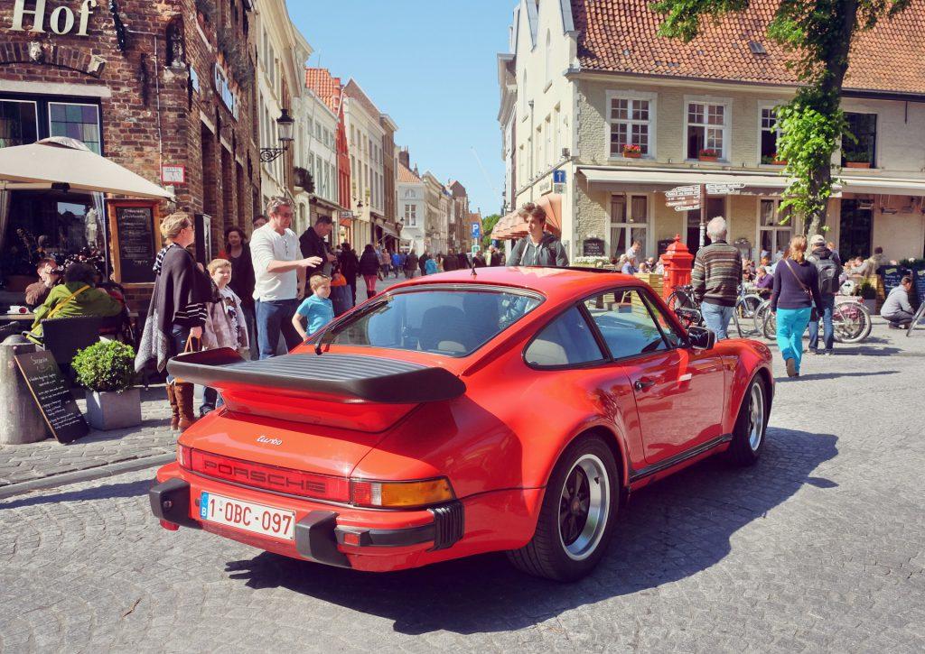 911 G-Modell Turbo