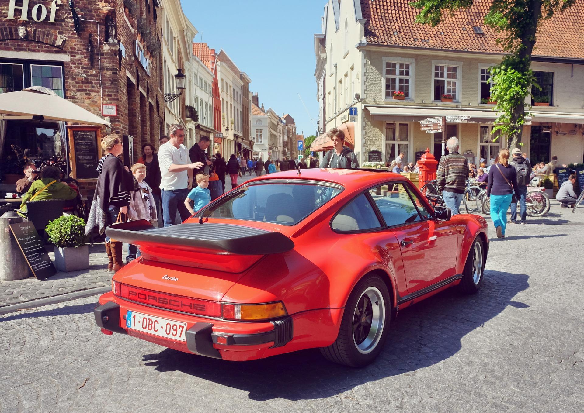 Porsche G-Modell Turbo