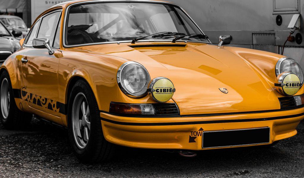 Porsche 911 Ur-Modell RS